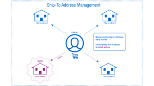 Ship-To Address Management